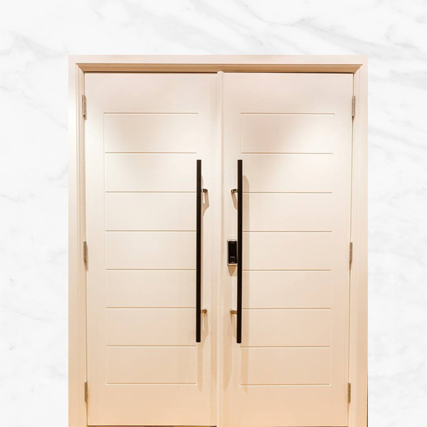 Double Leaf Solid Timber Door 22